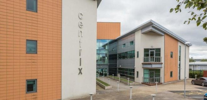 Centrix at Keys - Serviced Offices To Let Cannock (8)