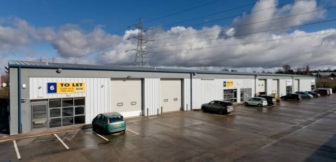 Industrial Unit To Let - Navigation Point, Tipton