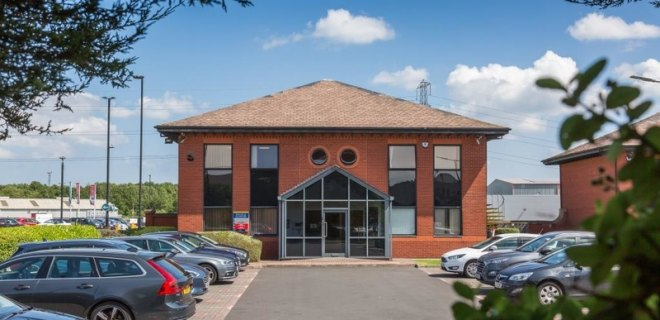 Silverlink Business Park  - Office Unit To Let- Silverlink Business Park, Wallsend