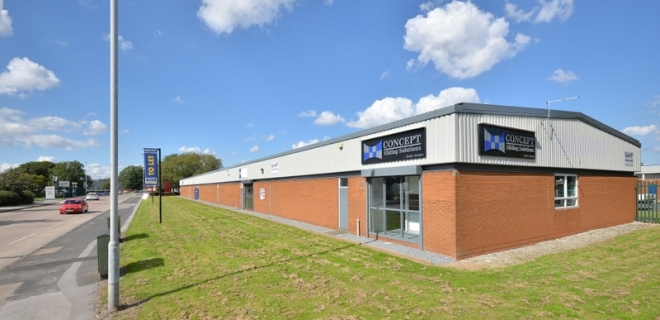 Sutton Fields Industrial Estate  - Industrial Unit To Let -  Sutton Fields Industrial Estate, Hull