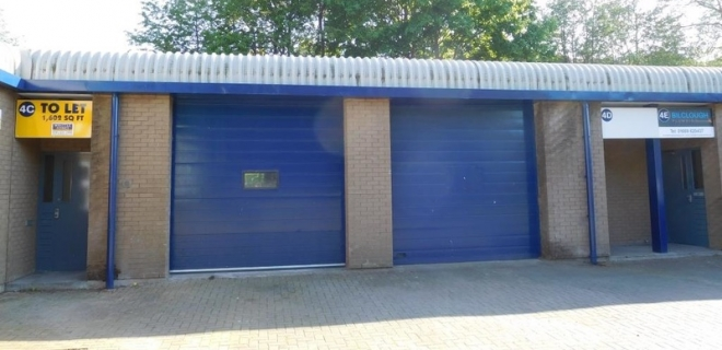 Rothbury Industrial Estate Units To Let (3)