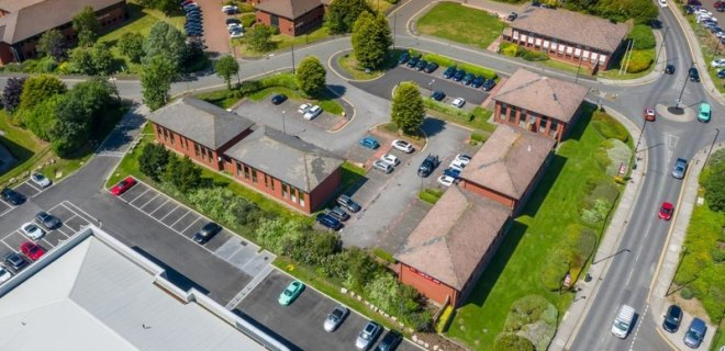 Silverlink Business Park Offices To let Wallsend (11)