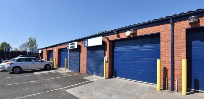 Industrial Estate To Let - Cambridge Industrial Estate, Salford