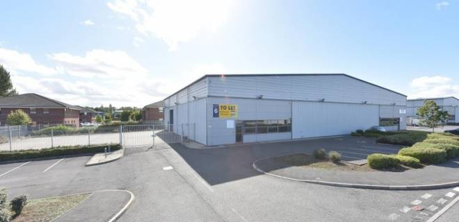 Maple Way  - Industrial  Unit To Let -  Maple Way, Newton Aycliffe