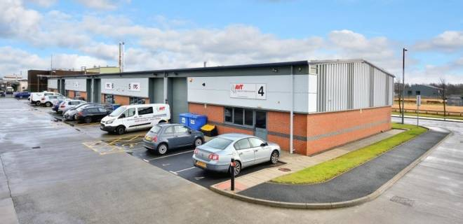 Grange Court industrial Units