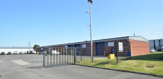 Industrial Unit - Nelson Park Industrial Estate, Cramlington