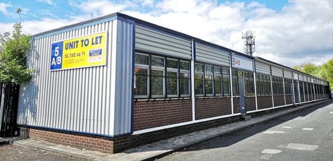 Southwick Industrial Estate - Units 5A & B