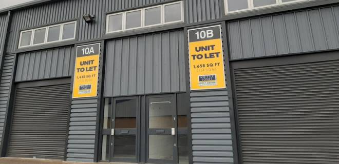 Clifton TRade Park Industrial Units to let (2)