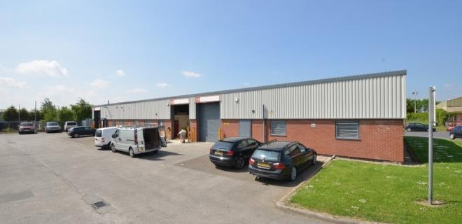 Industrial Unit - Todwick Road, Dinnington