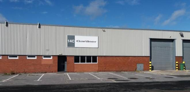 Number One Industrial Estate - Unit 14C