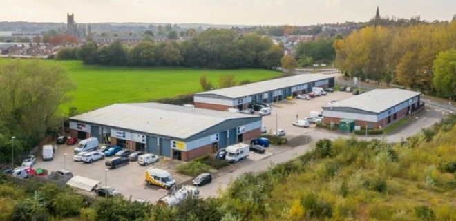 Gerards Park  - Industrial Unit To Let- Gerard's Park, St Helens