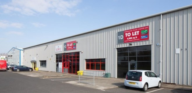 Industrial Units to Let Wishaw - Units 1C and 1D Excelsior Park (11)