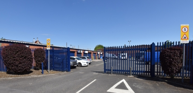 Industrial Estate - Cambridge Industrial Estate, Salford