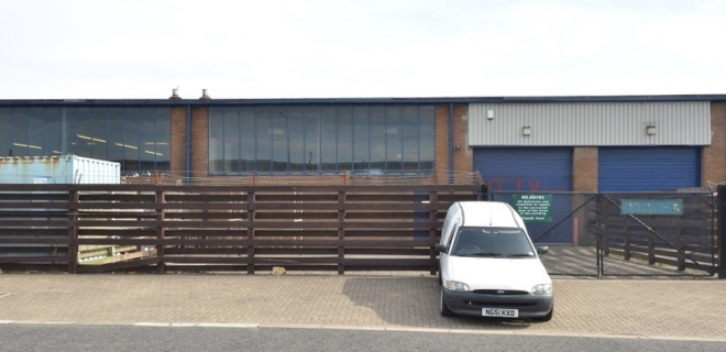 Industrial Unit  -  Leadgate Industrial Estate, Consett