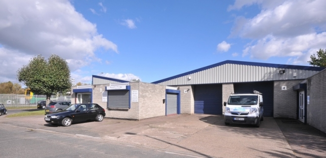 Industrial Unit - Stetchford Trading Estate, Stetchford
