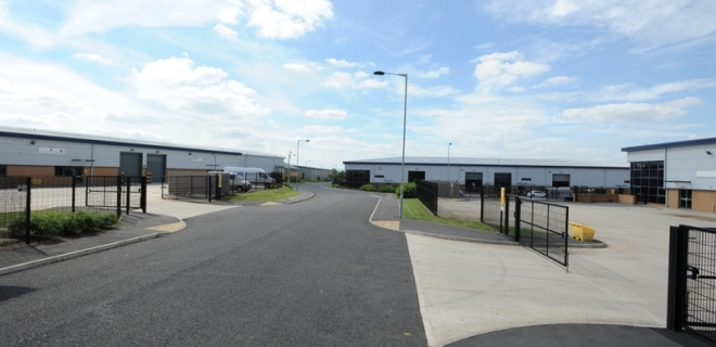 Industrial Unit - Redwood Court, Sheffield