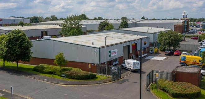 Unit 8A Airport Industrial Estate Newcastle (9)