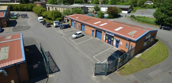 To Let - Thornton Road Industrial Estate, Bradford