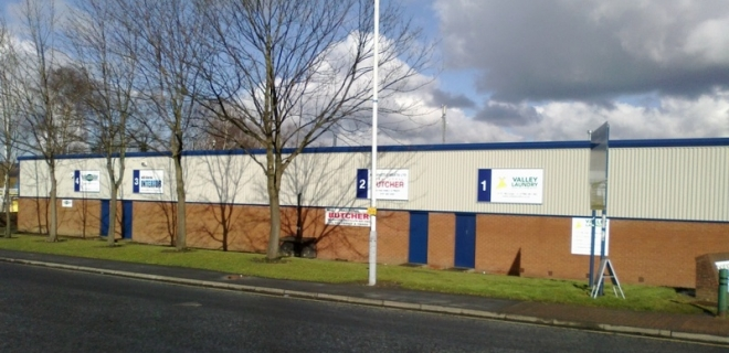 Industrial Unit To Let - Douglas Court, Gateshead