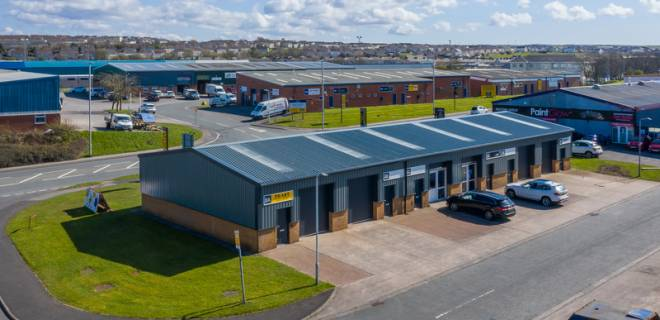 Clay Flatts Industrial Estate  - Industrial Unit To Let - Clay Flatts Industrial Estate, Workington