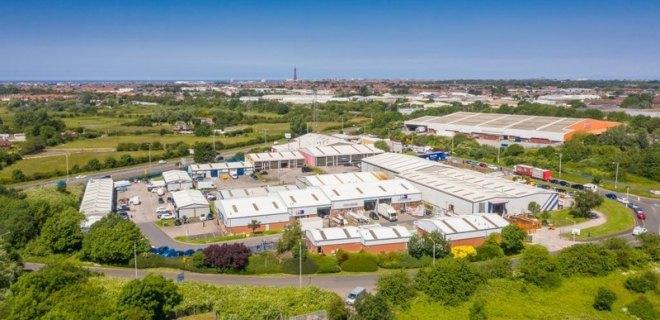 Blackpool & Fylde Industrial Estate  - Industrial Unit To Let- Flyde Industrial Estate,Blackpool