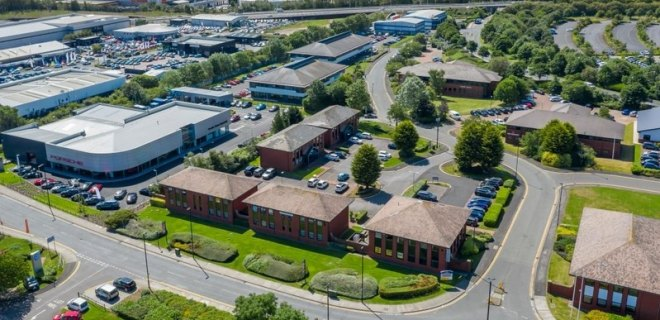 Silverlink Business Park Offices To let Wallsend (9)