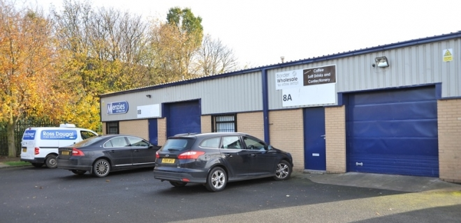 Industrial Unit To Let- East Ord Industrial Estate, Berwick on Tweed