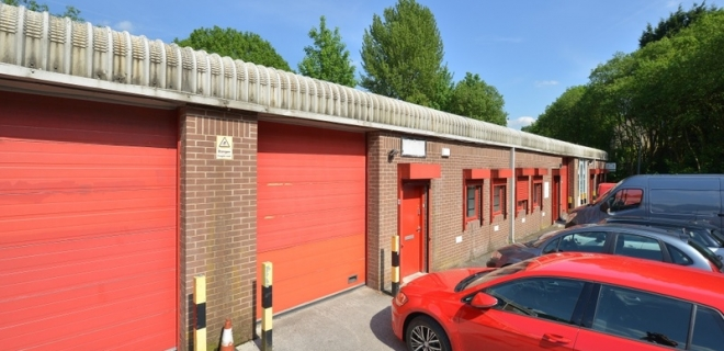 Industrial Unit To Let - Walsden Industrial Estate, Todmorden