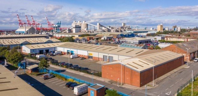 Maritime Trade Park Bootle (1)
