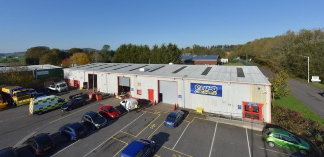 Lochside Court  - Industrial Unit To Let - Lochside Industrial Estate, Dumfries