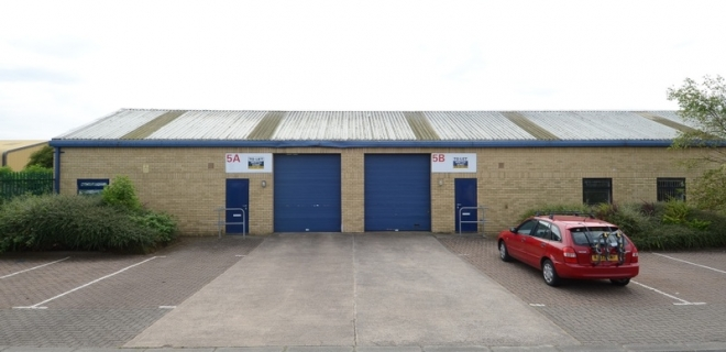 Industrial Unit - Amble Industrial Estate, Amble