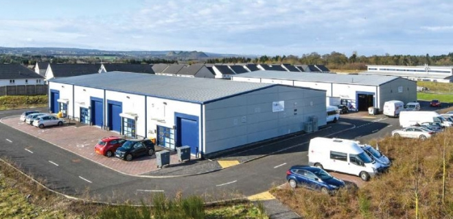 Eliburn Industrial Estate Livingston Industrial Units To Let (2)