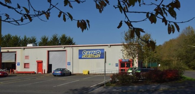 Lochside Industrial estate Units To let Dumfries (5)