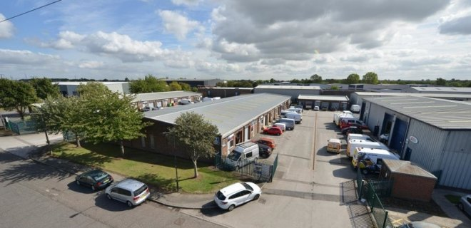 Lake Enterprise Park Doncaster - Industrial Units To let (8)