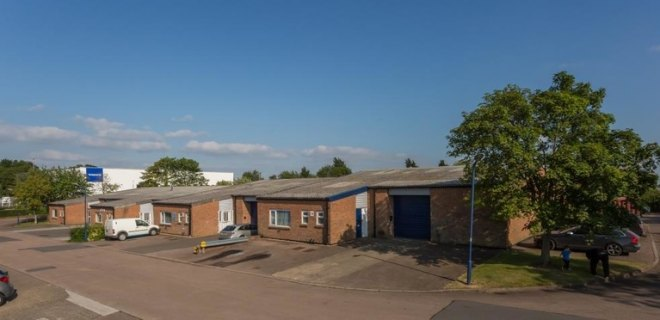 Royal Oak Trading Estate Industrial Units To let (11)