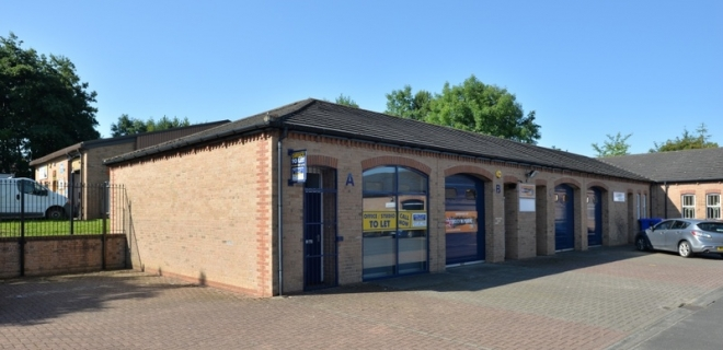 Pegswood Industrial Estate - Unit 1A
