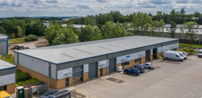 Number One Industrial Estate - Industrial Units To Let Consett (10)