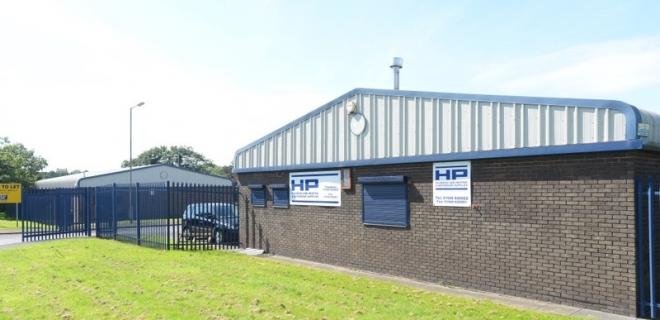 Industrial Unit To Let - Bridge End Industrial Estate, Egremont