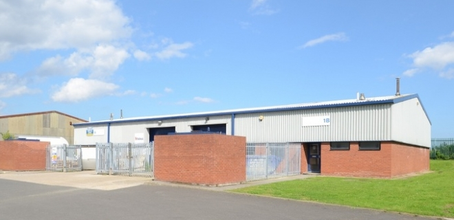 Salters Lane Industrial Estate  - Industrial Unit To Let - Salters Lane Industrial Estate, Sedgefield