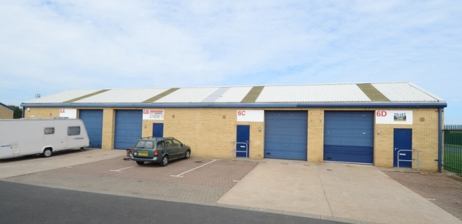 Industrial Unit To Let- Amble Industrial Estate, Amble