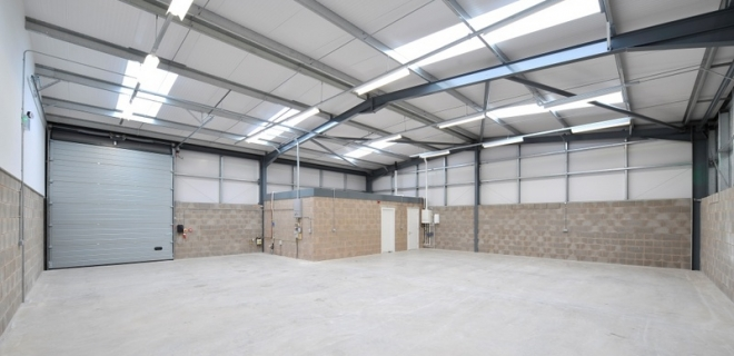 Industrial Unit - Gerard's Park, St Helens