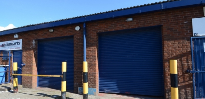 Industrial Unit - Wheathills Industrial Estate, Netherley