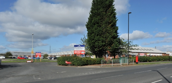West Chirton (South) Industrial Estate North Shields (4)