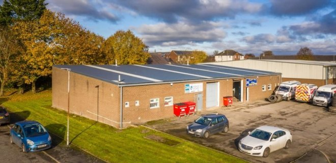 Longtown Industrial Units To let Carlisle (13)