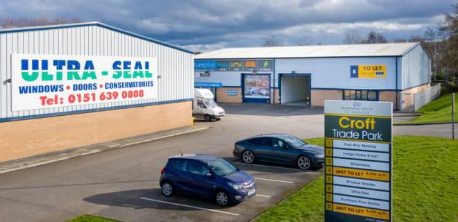 Croft Trade Park - Industrial Units To Let Bromborough (2)