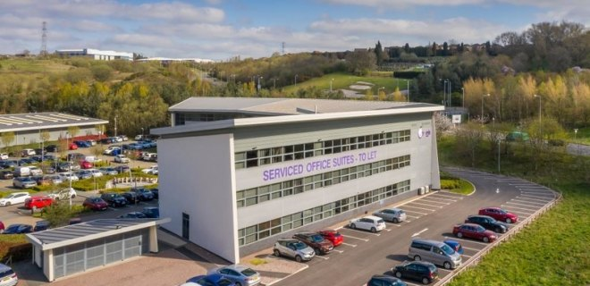 Genesis Centre Serviced Offices to Let Stoke (16)