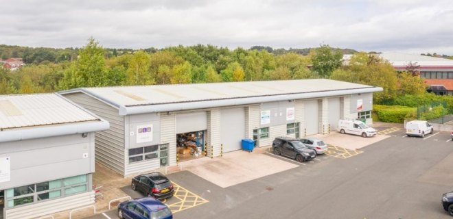 Industrial Units to let Cannock (12)