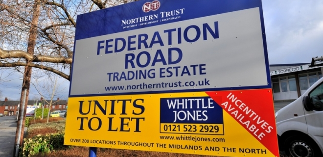Industrial Unit To Let - Federation Road Trading Estate - Stoke on Trent