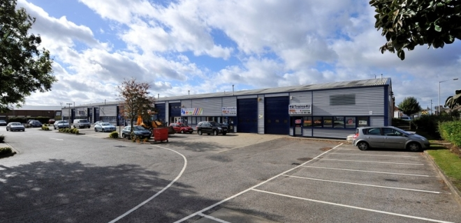 Industrial Unit - St Davids Square Trade Park, Peterborough