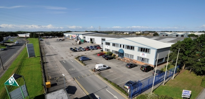 Industrial Unit- Southgate Trade Park, Morecombe